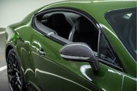british racing green porsche bentley continental supersport in british racing green topgear
