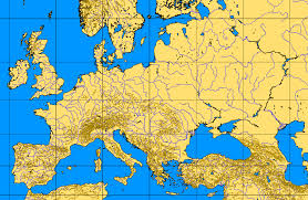 Europe Outline Map by Outline Map Medieval Europe