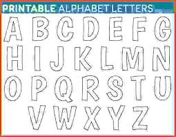 large alphabet letter templates 28 images template for large
