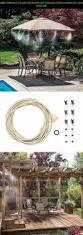 Diy Portable Mister by Best 25 Patio Misting System Ideas On Pinterest Tub Bar