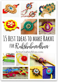 How To Decorate Janmashtami At Home 15 Best Ideas To Make Rakhi At Home For Rakshabandhan