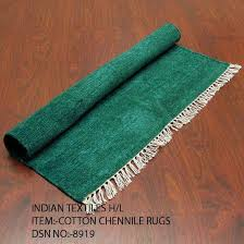 Cotton Chenille Rug Cotton Chenille Rugs Cotton Chenille Rugs Manufacturers U0026 Exporters