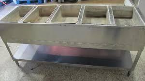 duke gas steam table duke gas 5 well infinite control steam table okokc160900559