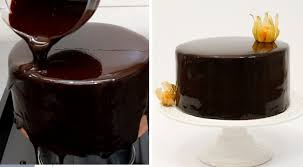 chocolate mirror glaze cake recipe chocolate hacks by cakes step