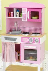 cuisine bois fille cuisine enfant kidkraft idées de design moderne alfihomeedesign