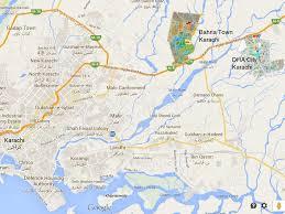 map of karachi islamabad maps bahria town maps dha maps karachi maps