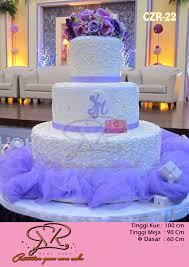 wedding cake kelapa gading wedding cake by rr cakes bridestory