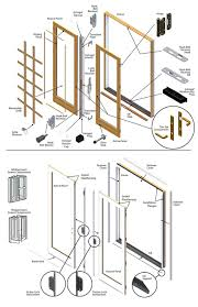 Window Blind Stop - window blinds parts of a window blind blinds diagram parts of a