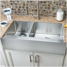 double bowl farmhouse sink with backsplash stainless steel farmhouse sink with backsplash comfy hahn fh010