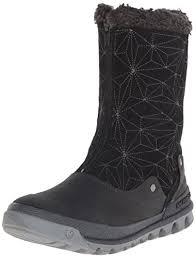 merrell womens boots size 11 amazon com merrell s silversun zip waterproof winter boot