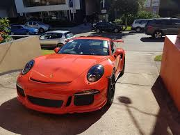 Porsche Gt3 Fully Wrapped In Stoneguard Protect My Car The