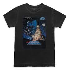 star wars 40th anniversary limited release t shirts out now