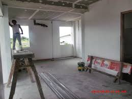 simple two story house design savannah trails house construction project in oton iloilo