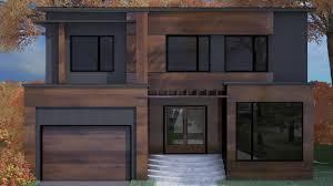 169 lennox avenue custom modern home plans prices availability