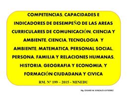 199 2015 minedu matriz de procesos pedagogicos y didacticos 2015
