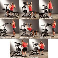 buy marcy pro pm4400 leverage home multi gym at mailshop co uk