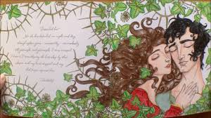 wuthering heights colouring classic elisabetta stoinich