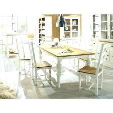 table cuisine blanc cuisine en bois blanc finest cuisine bois et bton cir blanc with