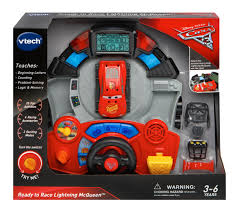 disney pixar cars 3 ready to race lightning mcqueen playset toys