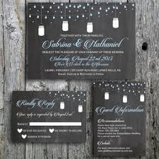 chalkboard wedding invitations chalkboard wedding invitation suite with from langdesignshop on
