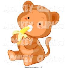 royalty free banana stock monkey designs