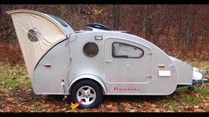 Retro Teardrop Camper Teardrop Trailer Vistabule Catskill Campout Nov 2016 Youtube