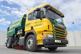 pretty nice angle of our new scania road sweeper road sweeper now