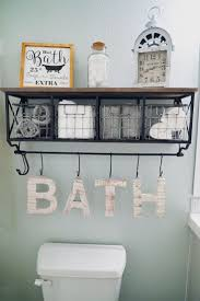 Bathroom Racks And Shelves by Best 25 Bathroom Wall Ideas On Pinterest Bathroom Wall Ideas