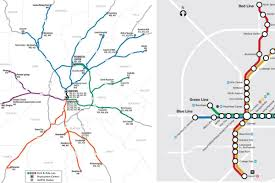 Atlanta Georgia Map For Metro Atlanta Does First State Transportation Commission Mean