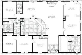 simple four bedroom house plans enchanting simple house plan with 4 bedrooms images exterior ideas