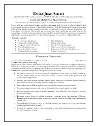 resume for sales and marketing the 25 best functional resume template ideas on pinterest cv