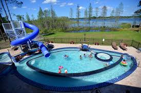 the great escape lakeside 10 acre rental home near orlando fl
