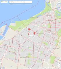 map using coordinates javascript maps v3 is it possible to get properties