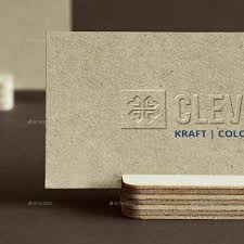 Wood Texture Business Card Branding Identity Business Card Mock Up By Clevery Graphicriver