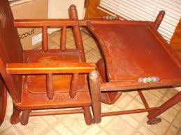 high chair converts to table and chair antique high chair converts to table and chair google search for