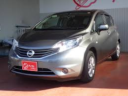 nissan note 2013 nissan note medalist japanese used vehicles exporter tomisho