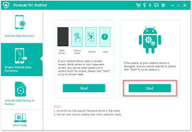 android os using data how to recover lost data from broken samsung phone