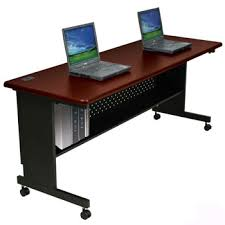 60 x 24 desk collapsible computer work desk 60 x 24