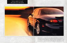 Ford Taurus Sho 1996 Auto Brochures