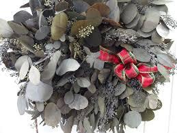 eucalyptus wreath fragrant wreath home deocr room decor