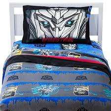 Transformer Bed Set Transformers Bedding For Who Are Awesome