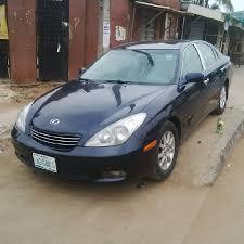 lexus es300 registered lexus es300 2003 n1 350 000 00 autos nigeria