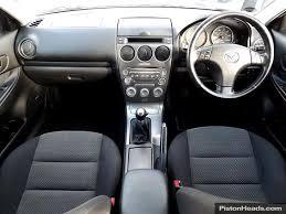 Mazda 6 2004 Interior Used 2004 Mazda 6 2 0 Ts2 4dr For Sale In Humberside Pistonheads