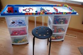 Kids Activity Table With Storage 16 Fantastic U0026 Magical Storage Ideas For Kids U0027 Bedrooms