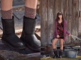 womens ugg leather ankle boots go special collections ugg fall 2014 lookbook by