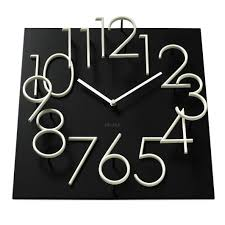 glow in the dark wall clock moma design store