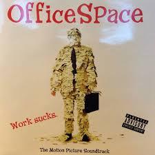 various office space the motion picture soundtrack vinyl lp
