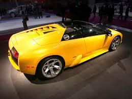 Lamborghini Murcielago Top Speed - 2002 lamborghini murciélago barchetta concept lamborghini