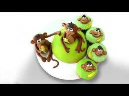 monkey cake topper free monkey cake topper diy