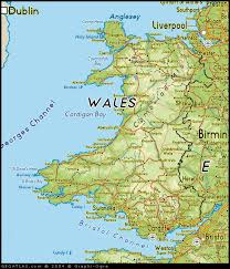map of uk map of wales map uk atlas